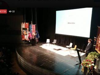 In diretta: segui l'inaugurazione della Fiera del tartufo