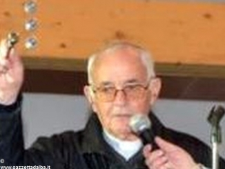 Si è spento improvvisamente questa sera, don Vincenzo Molino, parroco di Santo Stefano Roero