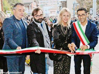 A Monforte inaugurata una scuola più moderna e sicura