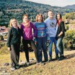 Cortemilia: un team internazionale in aiuto a Monteoliveto