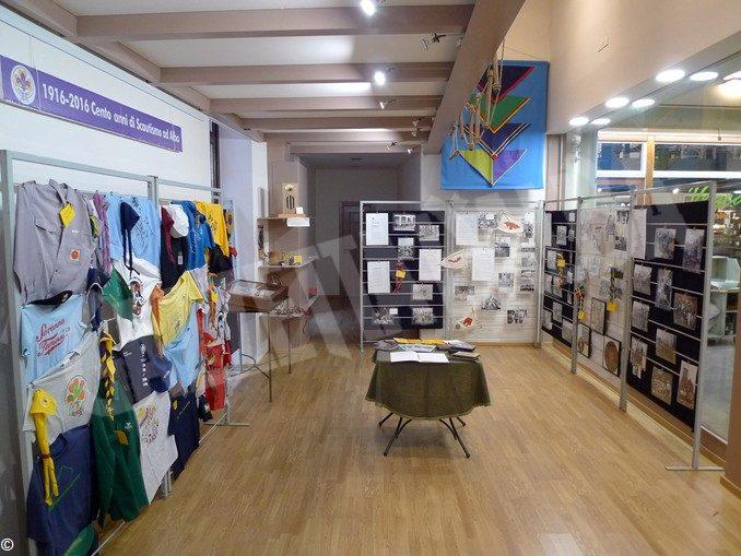 Foto e oggetti scout in mostra per il centenario dei gruppi albesi 1