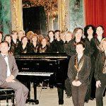 Cori in San Domenico per otto concerti con la Famija albèisa