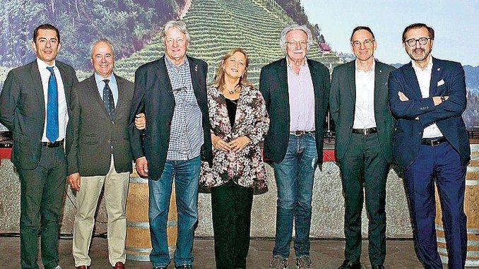 Alle cantine Gancia di Canelli premi a chi valorizza il mondo del vino