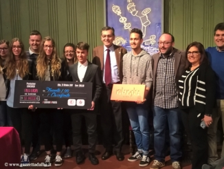 """Alba: premiati i vincitori del concorso """"Giovani in parità 2017"""" 3"""