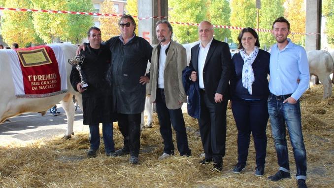 Tutti i premiati della grande rassegna dei bovini della sottorazza albese della coscia 4
