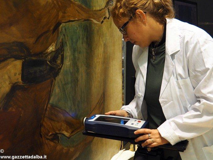 La fondazione Crc porta un'opera di Manet al Museo della ceramica di Mondovì 1