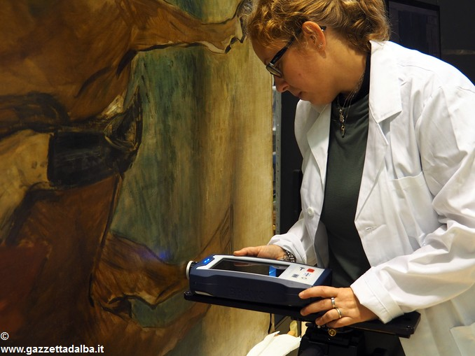 restauro Manet