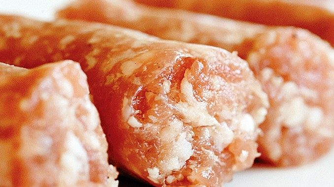 Ad Alba è tempo di salsiccia  di Bra e pan ëd Langa 1