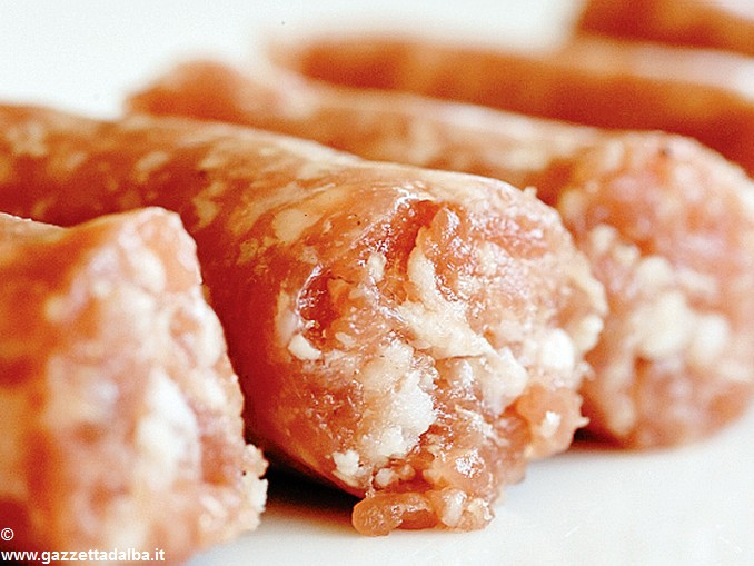 salsiccia Bra