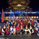 Gli sbandieratori di Asti e Alba tornano nel continente asiatico
