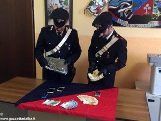 A Ricca quattro persone arrestate per detenzione ai fini di spaccio