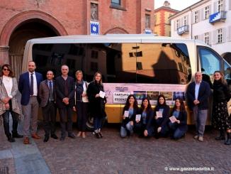 """Grande successo per il primo """"Profumo Tour"""", organizzato dal Mùses di Savigliano"""