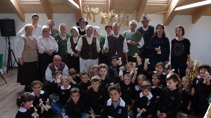 I mille studenti di Priocca e Govone impareranno gli antichi mestieri