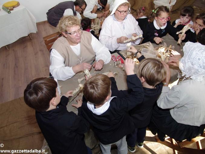 Antichi mestieri a scuola Priocca Govone (2)