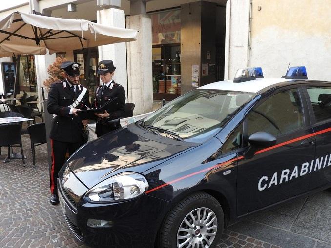 Carabinieri di Bra