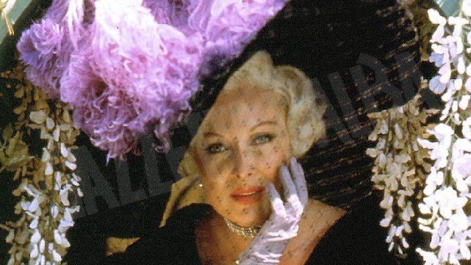 Caterina Boratto, ecco la grande attrice che lavorò con Fellini 1