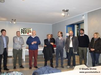 """Presentati i locali restauratidel bar dell'impianto sportivo """"Renzo Saglietti"""""""