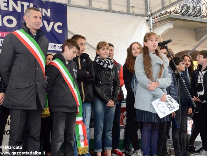 Corneliano Ragazzi e giornalino scolastico 1