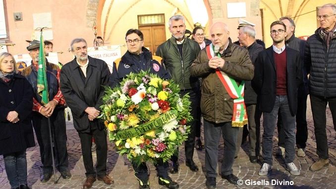 Alba ha ricordato le vittime dell'alluvione del 5 e 6 novembre del 1994