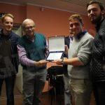 Itis Einaudi premiato per il braccio robotico fatto di pezzi riciclati