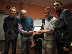 Itis Einaudi premiato per il braccio robotico fatto di pezzi riciclat