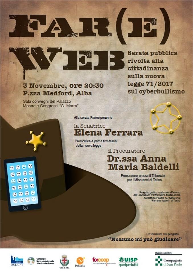 Fare Web locandina_2017