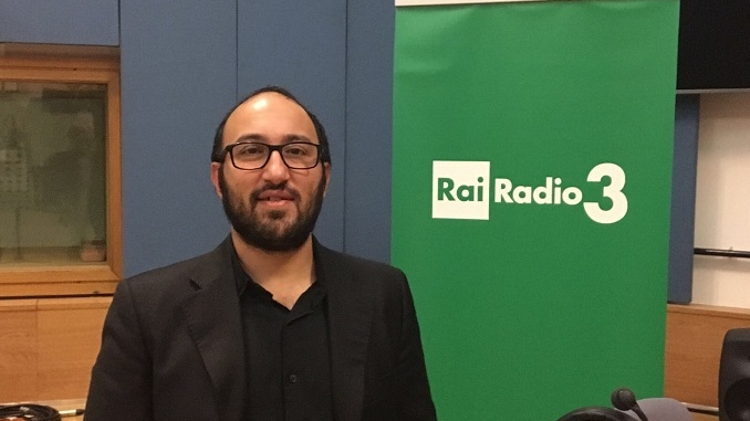 Il chitarrista albese Filippo Cosentino ospite di Rai Radio 3