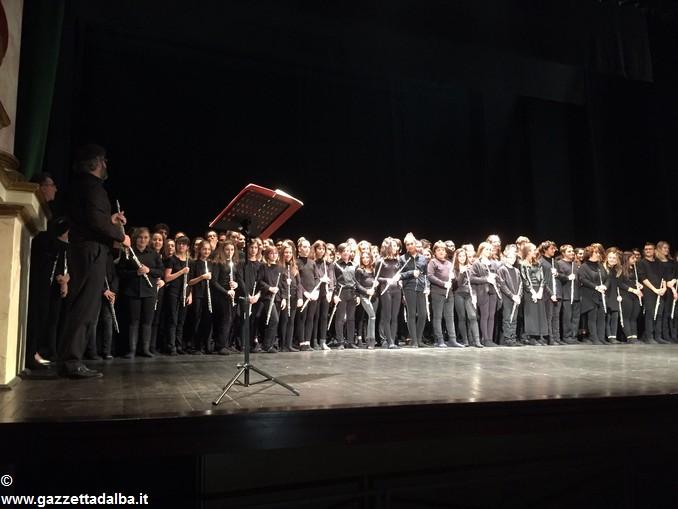 Flautisti scuola media Pertini a Siena (12)