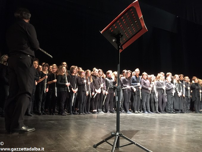 Flautisti scuola media Pertini a Siena (13)