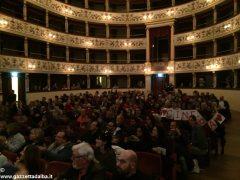 I flautisti albesi della Pertini in concerto al Teatro dei rinnovati di Siena 14