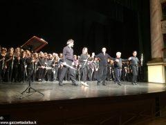 I flautisti albesi della Pertini in concerto al Teatro dei rinnovati di Siena 15