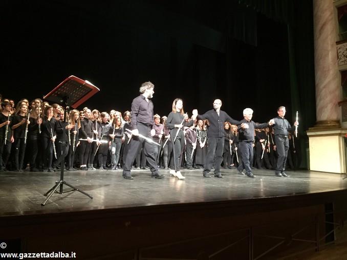 Flautisti scuola media Pertini a Siena (16)