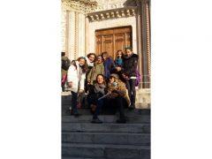 I flautisti albesi della Pertini in concerto al Teatro dei rinnovati di Siena 18