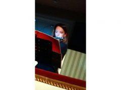 I flautisti albesi della Pertini in concerto al Teatro dei rinnovati di Siena 21