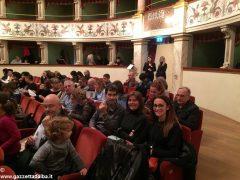 I flautisti albesi della Pertini in concerto al Teatro dei rinnovati di Siena 2