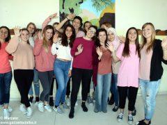 Tutti in rosa, al Da Vinci, 12