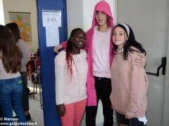 Tutti in rosa, al Da Vinci, 10