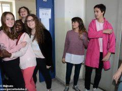 Tutti in rosa, al Da Vinci, 11