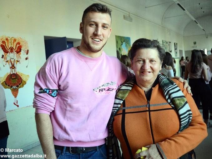 Liceo Da Vinci pink day contro la violenza sulle donne (28)