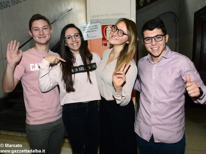 Liceo Da Vinci pink day contro la violenza sulle donne (33)