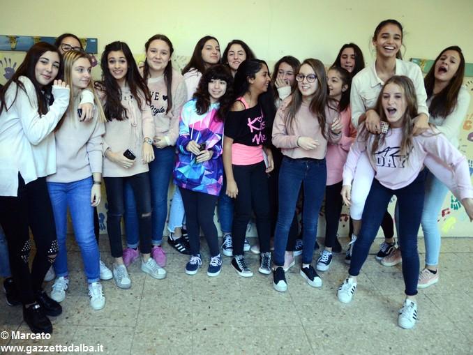 Liceo Da Vinci pink day contro la violenza sulle donne (8)