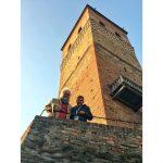 Domenica 12, il castello di Serralunga a Linea verde su Raiuno