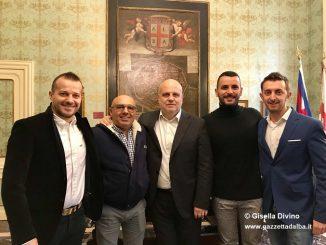 Alba ospiteràla partita Italia-Germaniadella nazionale di calcio dei sordi