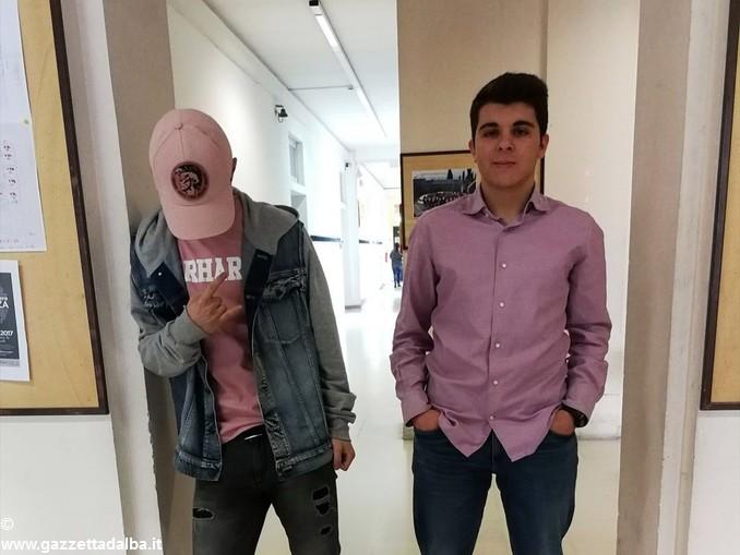 Pink day liceo Da Vinci
