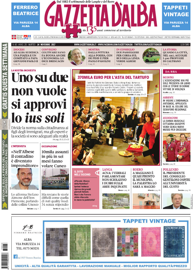 Prima_pagina_Gazzetta_dAlba_n_43_2017