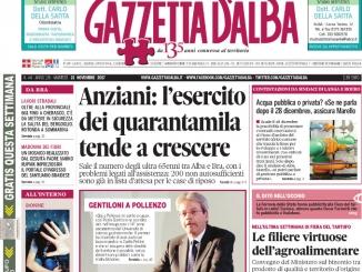 La copertina di Gazzetta in edicola martedì 21 novembre