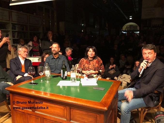 Arriva Renzi e Fabio Volo se ne va, clima teso a Fontanafredda