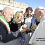 Per Natale il Consorzio invierà bottiglie di Dolcetto a papa Francesco