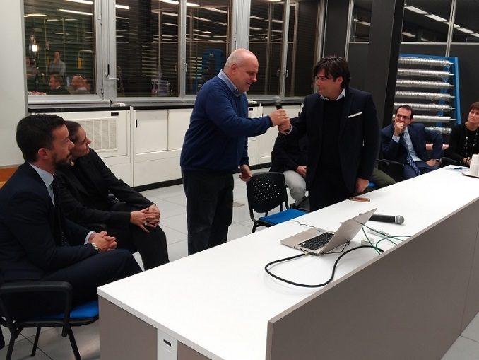 I giovani imprenditori piemontesi in visita alla Tcn/Bianco 1