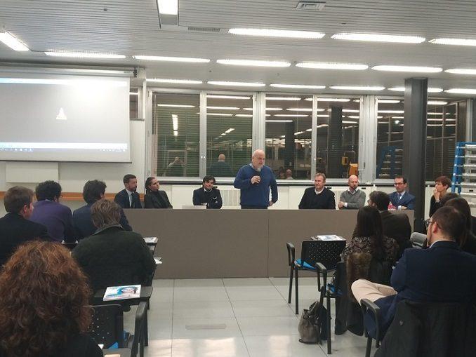 I giovani imprenditori piemontesi in visita alla Tcn/Bianco 2